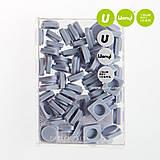 Пиксели Upixel Small, серо-голубые, WY-P002P, купить
