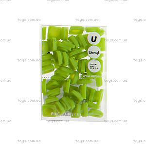 Пиксели Upixel Small, зеленые, WY-P002J
