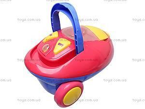 Пылесос детский игрушечный, 26133, фото