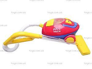Пылесос детский игрушечный, 26133, детские игрушки