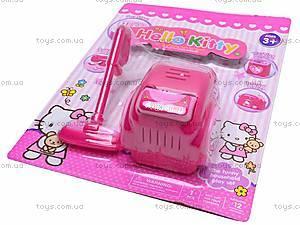 Пылесос «Hello Kitty», YY-196, игрушки