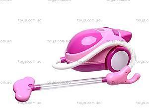 Пылесос игрушечный для детей, 0891, фото