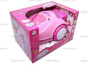 Пылесос игрушечный для детей, 0891