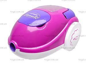 Пылесос игрушечный для девочек, 6688A, купить
