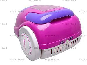 Пылесос игрушечный для девочек, 6688A, фото