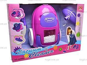 Пылесос игрушечный для девочек, 6688A, отзывы