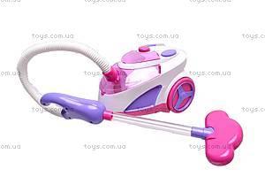 Пылесос игрушечный, для девочек, 0925