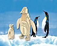 Конструктор деревянный «Пингвин», М030, фото