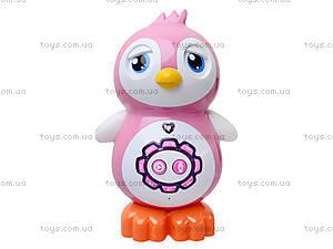 Интерактивный пингвиненок PLAY SMART, 7498, магазин игрушек