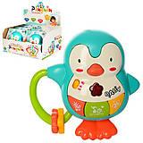 """Погремушка """"Пингвиненок"""", с эффектами, 3 расцветки, QF366-019, отзывы"""