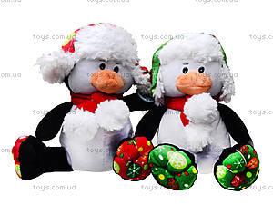 Игрушечный пингвин в шапке с шарфом, 1449026, отзывы