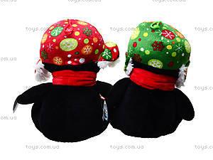 Игрушечный пингвин в шапке с шарфом, 1449026, цена