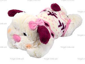 Мягкая игрушка «Пёсик Петти», К361С, отзывы