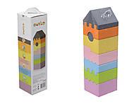 Пирамидка деревянная, 11322, цена