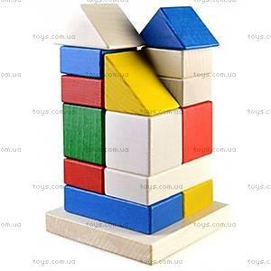 Пирамидка-конструктор «Домик», Ду-22