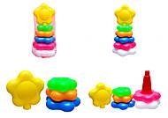 Детская пирамидка «Ромашка №1», 0194, купить