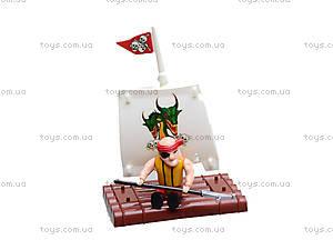Пиратский корабль с фигурками пиратов, 32033A, цена