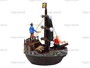 Пиратский корабль для детей «Корсары», 338-1M, фото