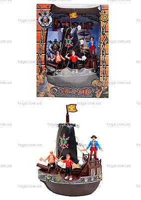 Пиратский корабль для детей «Корсары», 338-1M