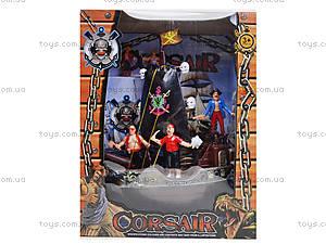 Пиратский корабль для детей «Корсары», 338-1M, отзывы