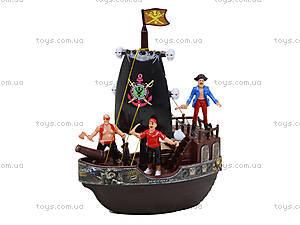 Пиратский корабль для детей «Корсары», 338-1M, цена