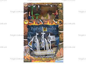 Детский пиратский корабль «Морское приключение», 344-11, отзывы