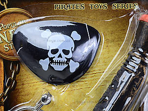 Игрушечный пиратский набор с мушкетом, 6622A-70, купить
