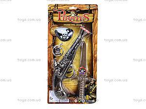 Игрушечный пиратский набор с мушкетом, 6622A-70