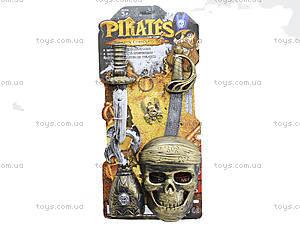 Пиратский набор с маской и крюком, U22-A2