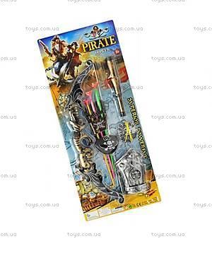 Пиратский набор с луком и стрелами, 2038A