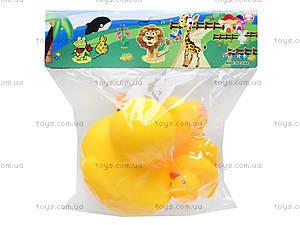 Набор пищалок «Утка», 137-3, детские игрушки