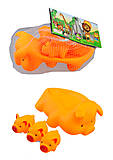 Пищалка животные, 7 видов, BT-T-0023