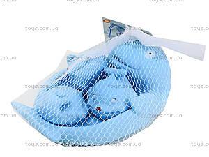 Набор резиновых пищалок «Дельфины», CQS602-3, отзывы