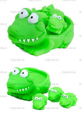 Набор пищалок «Крокодилы», CQS602-4
