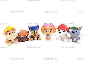 Детская игрушка-пищалка «Собачий патруль», L2015-51, игрушки