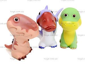 Игрушки-пищалки «Динозавры», 5588-3F5588-3D, отзывы