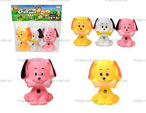Детские пищалки «Собачки», 5213