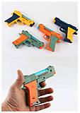 Пистолет со световыми, звуковыми эффектами и функцией проектора, 111-29, отзывы