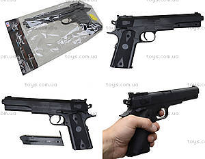 Игрушечный пистолет в кульке, 2123A1