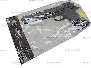 Игрушечный пистолет в кульке, 2123A1, игрушки