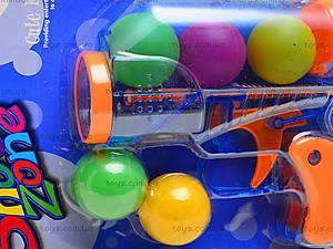 Детский пистолет стреляющий шариками, 227-10В, купить