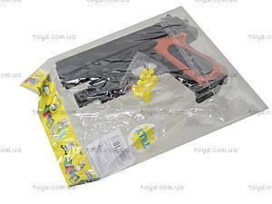 Детский игрушечный пистолет с лазерным прицелом, 238B, toys.com.ua