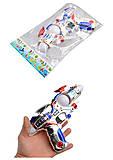 Игрушечный бластер, 3 цвета, JQD6186-8, купить