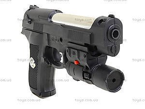 Пистолет с лазерным прицелом, для детей, 730-2, цена