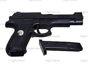 Пистолет игрушечный на пулях, 730, фото