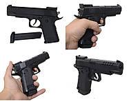 Игровой пистолет на пульках, детский, 83, фото