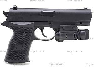 Игрушечный пистолет с пульками и подсветкой, AV366D, отзывы
