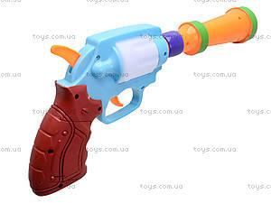 Игрушечный пистолет с музыкой, XC389, игрушки