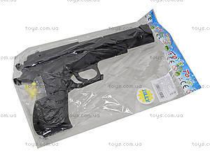 Игровой пистолет с пульками, для детей, M-263, цена