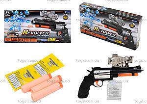 Пистолет с гелевыми пульками, M2B